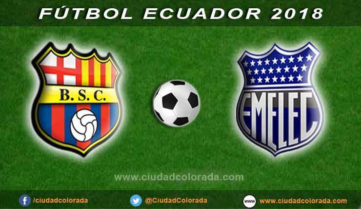 Emelec, Barcelona, Fútbol, Campeonato Ecuatoriano,