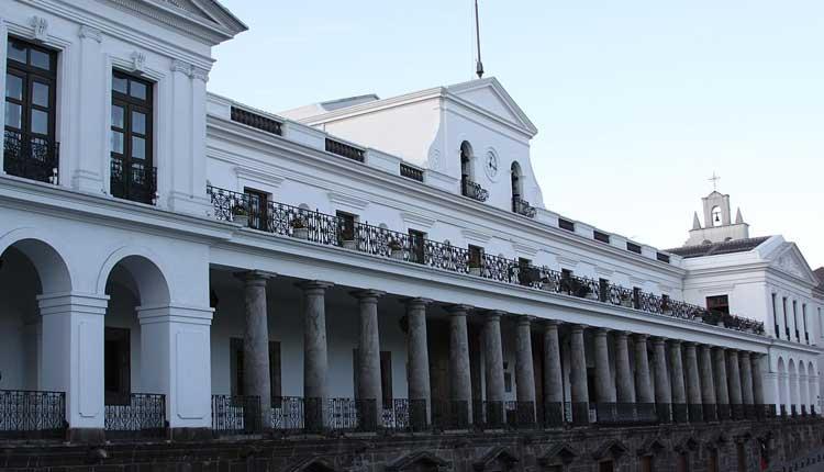 Carondelet, Lenin Moreno, Ecuador, Feriado,