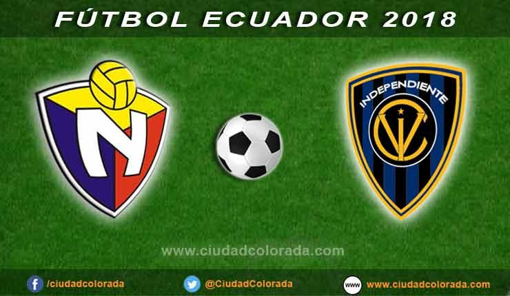 El Nacional, Independiente, Fútbol, Campeonato Ecuatoriano,