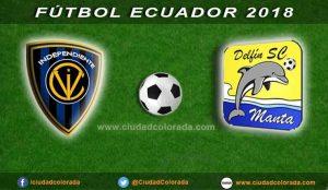 Futbol, Campeonato Ecuatoriano, Delfín, Independiente,