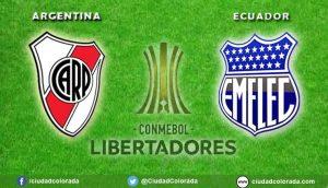 River Plate, Emelec, Argentina, Ecuador, Copa Libertadores,
