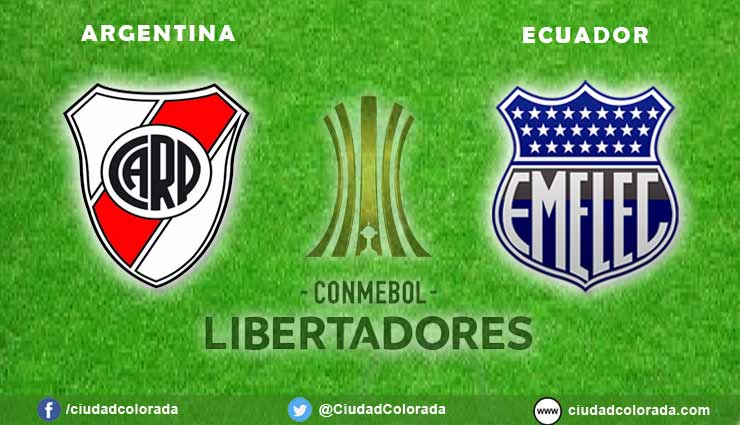 River PLate vs Emelec