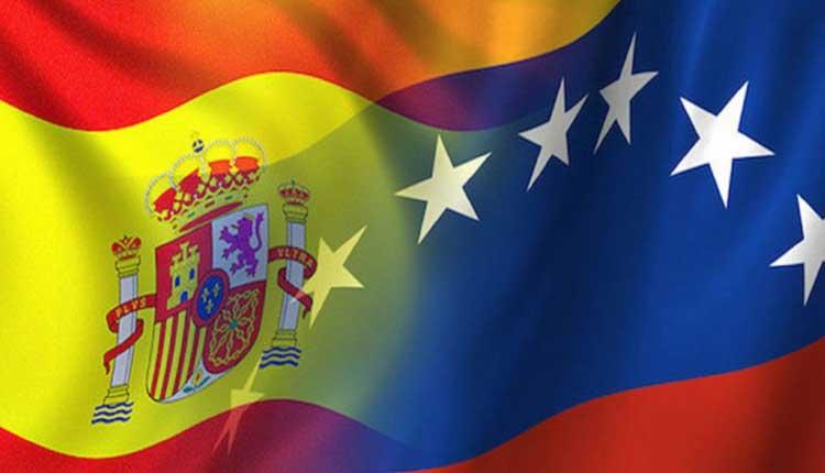 España, Venezuela, Política,
