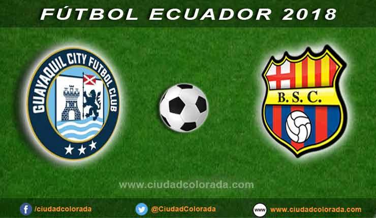 Guayaquil City, Barcelona, Fútbol, Campeonato Ecuatoriano,
