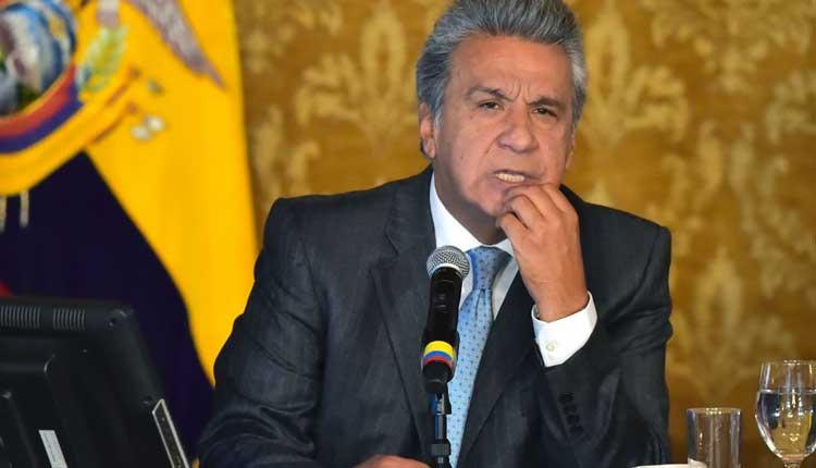 Lenin Moreno, Actualidad,
