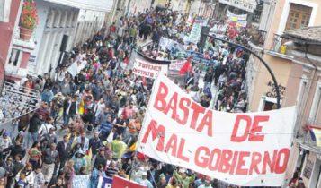 Ecuador, Moreno, Política,