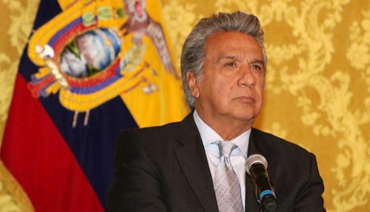 El Presidente Lenín Moreno designa nuevos directores en el SRI y la Aduana