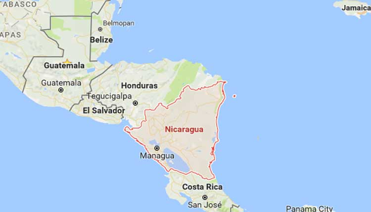 Nicaragua, Temblor, Mundo,