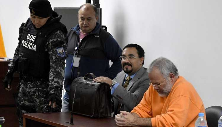 Carlos Pareja, Judicial, Ecuador,