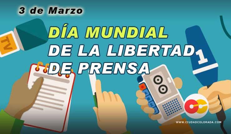 El 3 de mayo se celebra el Día Mundial de la Libertad de Prensa