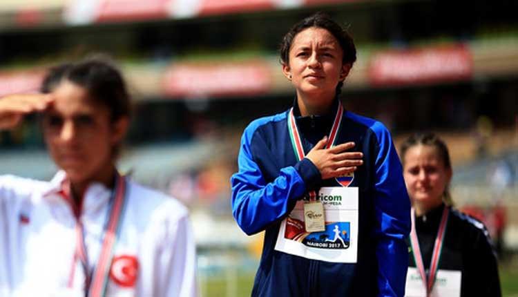 Glenda Morejón, Atletismo, Deportes,