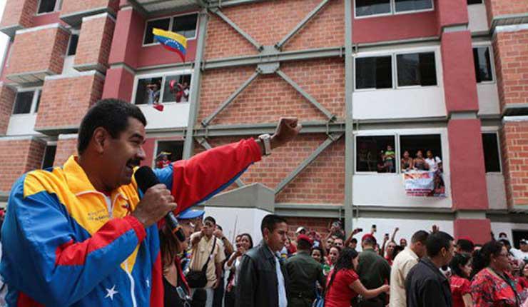 Venezuela cerca de entregar dos millones 100 mil viviendas