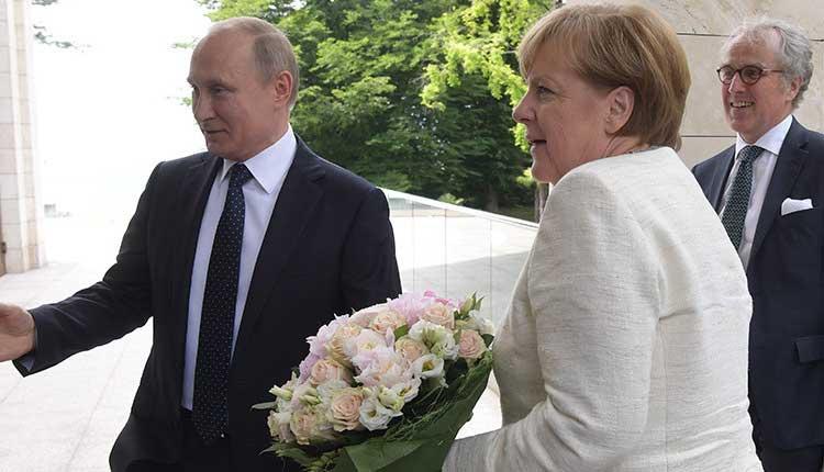 Angela Merkel, Vladimir Putin, Política, Estados Unidos,