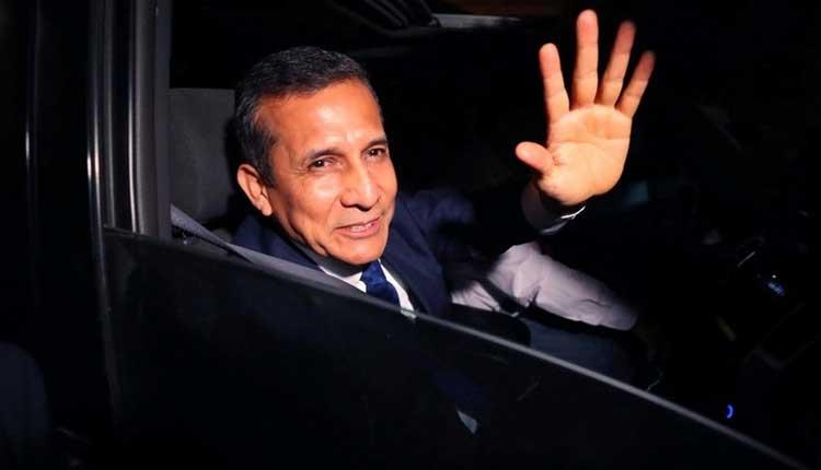 Ollanta Humala, Perú, Política,