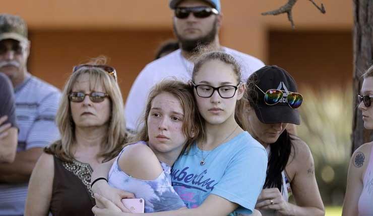 Ciudades pequeñas, escenario de tiroteos en escuelas de EEUU