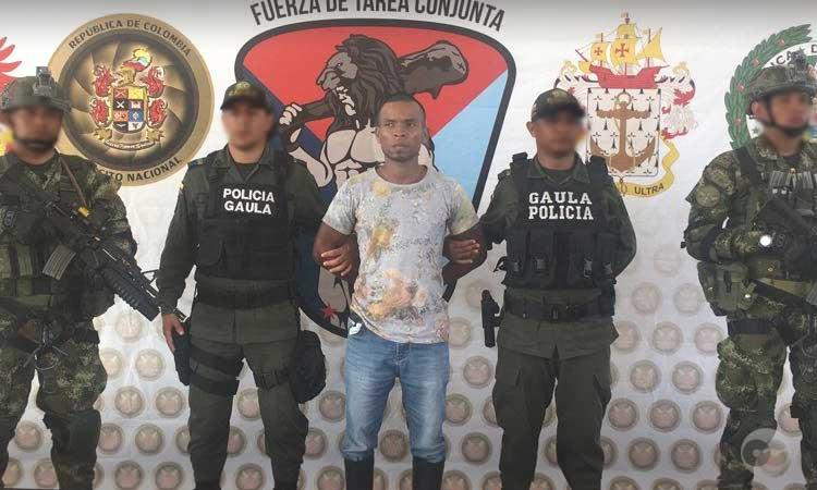 Capturan alias 'Weiner' unos de los cabecillas de organización de 'Guacho'
