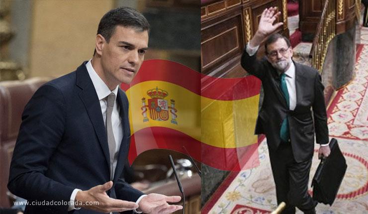 Pedro Sánchez será el nuevo presidente en España