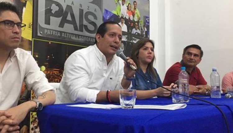 Alianza Pais, Directivas Provinciales,