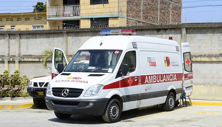 Ambulancia, Santo Domingo,