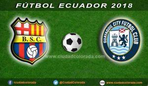Fútbol, Barcelona, Campeonato Ecuatoriano,