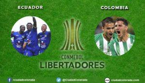 Delfín, Fútbol, Atlético Nacional, Copa Libertadores,