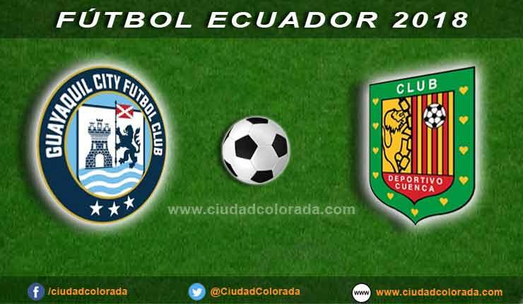 Guayaquil City, Deportivo Cuenca, Futbol, Campeonato Ecuatoriano,