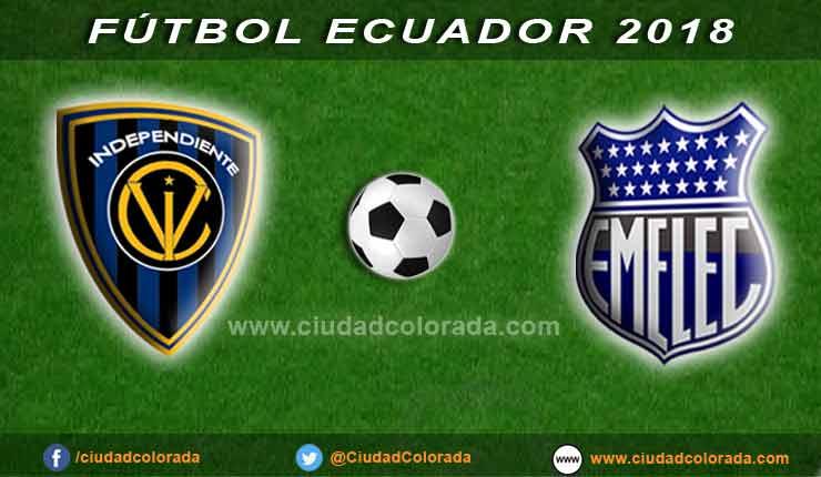 Emelec, Fútbol, Independiente, Campeonato Ecuatoriano,