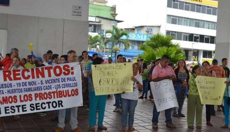 Centro de Tolerancia, Santo Domingo, Alcalde,
