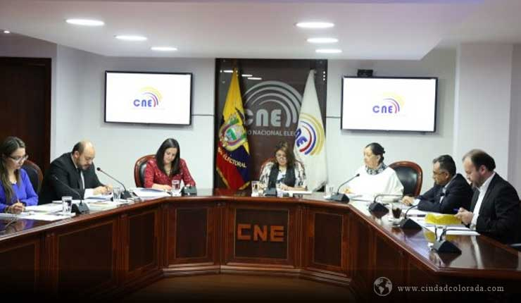 CNE niega impugnación de Rodas contra su revocatoria del mandato