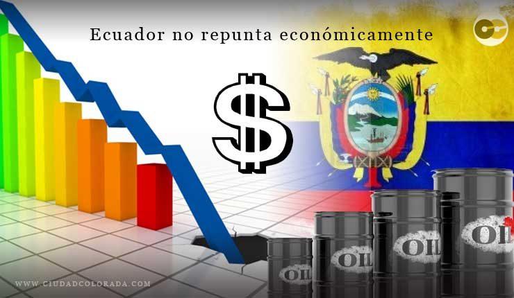 Petroleo, Economía, Ecuador,