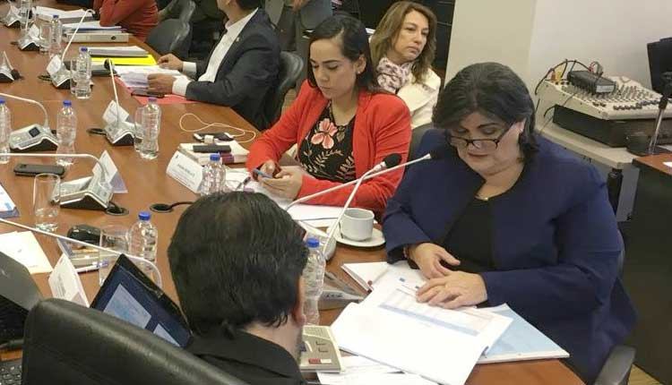 Elsa Viteri, Ministra de Economía, PIB, Deuda Publica,