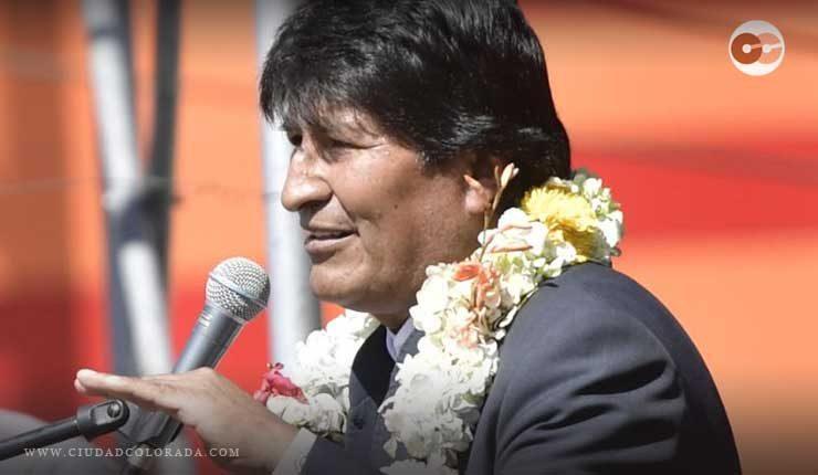 Hackearon el Twitter del Senado de Bolivia y dieron por muerto a Evo Morales
