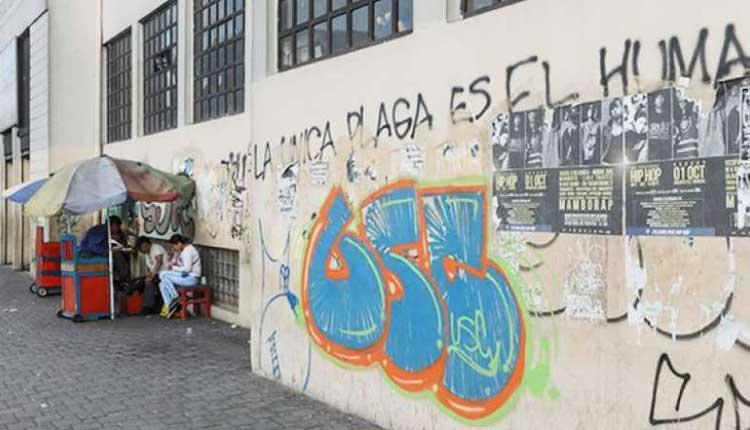 Graffit, Quito, Sociedad, Municipio,
