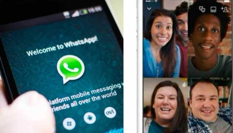 Llamadas Grupales, Whastapp, Redes Sociales,
