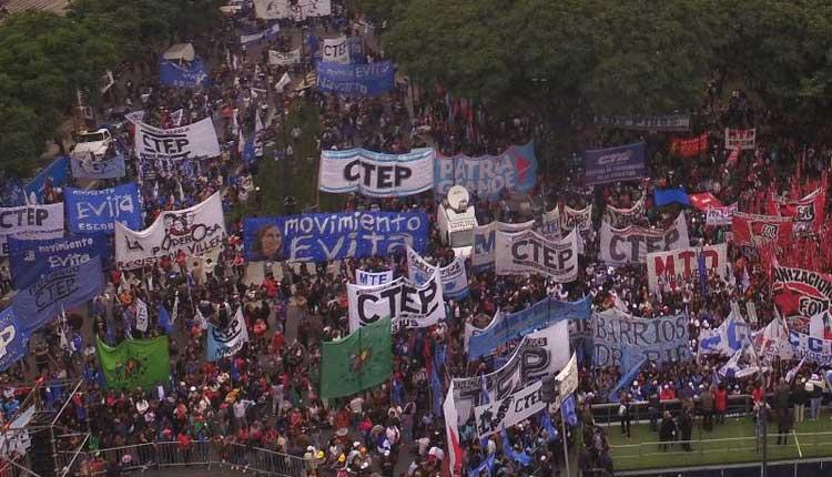Marchas, Argentina, Mauricio Macri,
