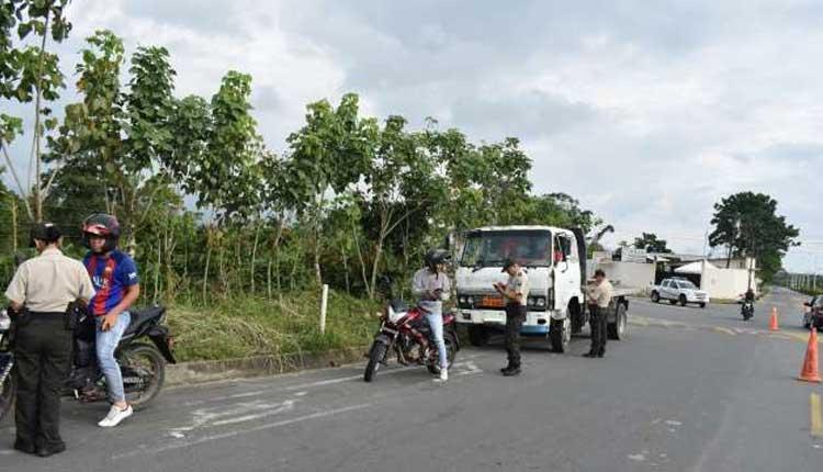 Operativos, Policía Nacional, Santo Domingo,