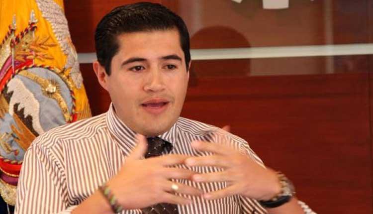Richard Martinez, Lenin Moreno, Ministro de Economía,