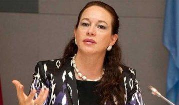 Canciller ecuatoriana electa presidenta de la Asamblea General de la ONU