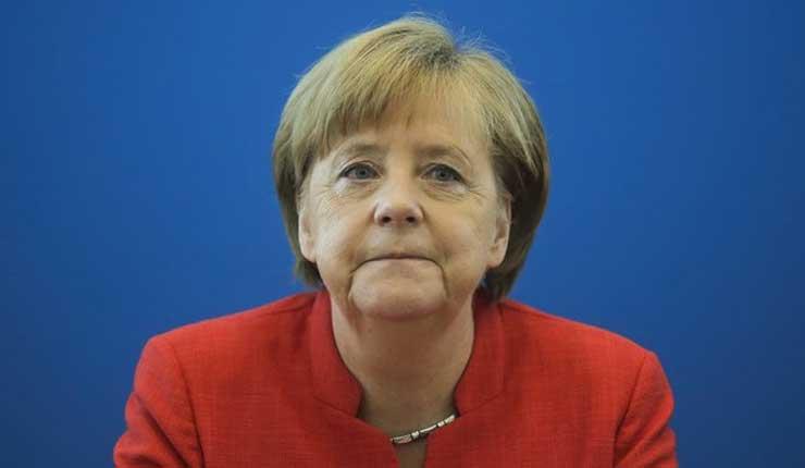 Merkel recalca que el cambio climático es un hecho