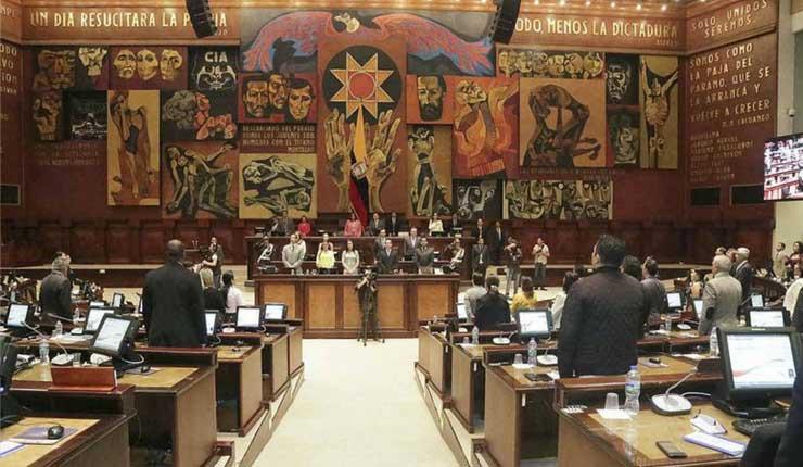 Asamblea de Ecuador tramitará en segundo debate Ley de Fomento Productivo