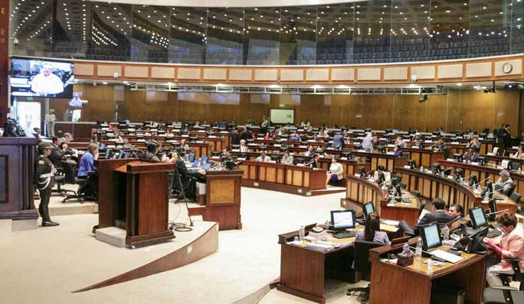 Asamblea Nacional de Ecuador revisará Caso Gabela