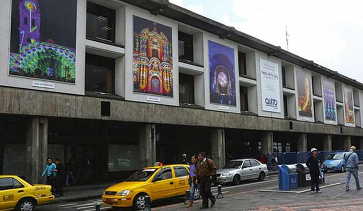 """El Municipio de Quito contará con un """"Mega Balcón"""" de servicios"""