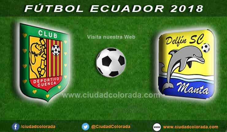 Deportivo Cuenca, Delfín, Fútbol, Campeonato Ecuatoriano,