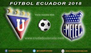 LDU de Quito, Fútbol, Emelec, Campeonato Ecuatoriano, GOL TV,