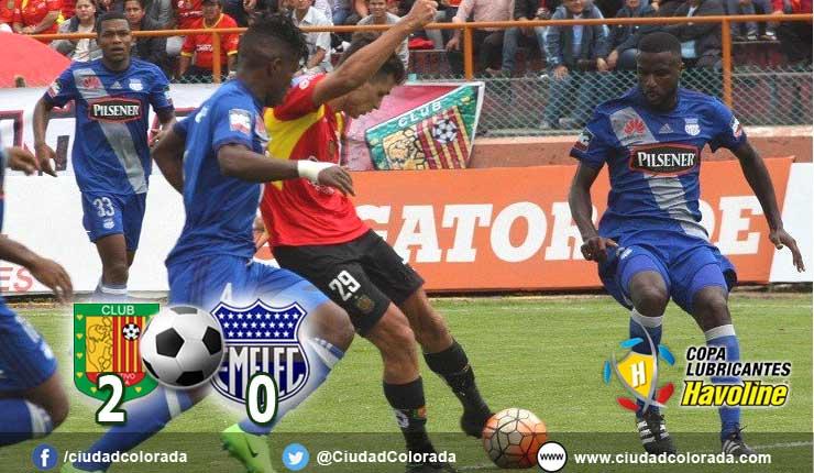 Deportivo Cuenca venció 2-0 a Emelec