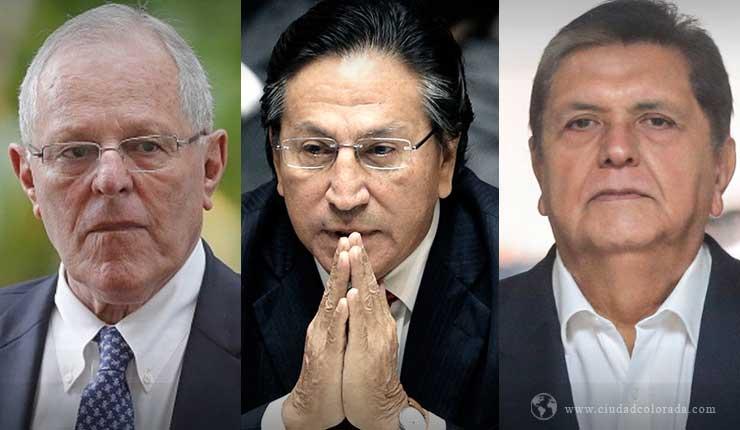 Perú abre una investigación a Kuczynski, García y Toledo por el caso Odebrecht