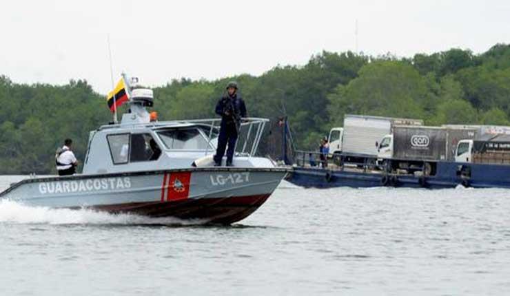 Seguridad en el golfo de Guayaquil tiene cinco rutas fijas