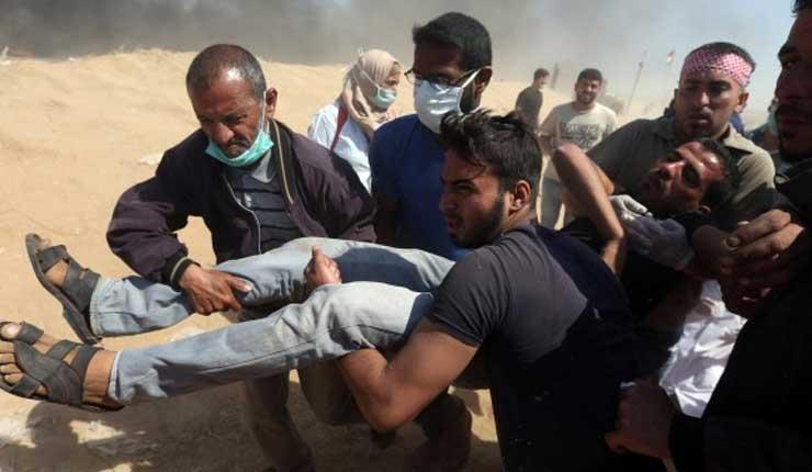 La ONU condena a Israel por la represión en Gaza