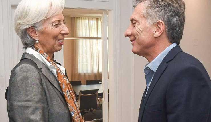 Directorio del FMI aprueba préstamo para Argentina