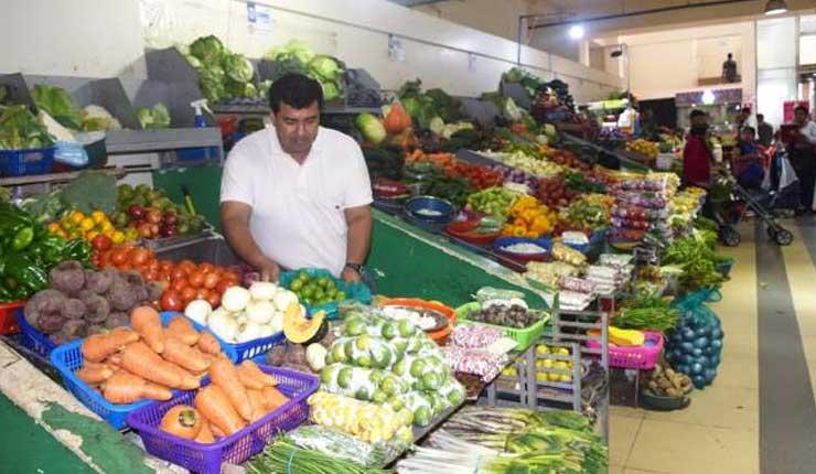 Mercado Municipal, Victor Manuel Quirola,